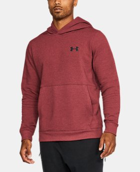Men's UA Threadborne™ Fleece Hoodie LIMITED TIME OFFER 1 Color $48.99