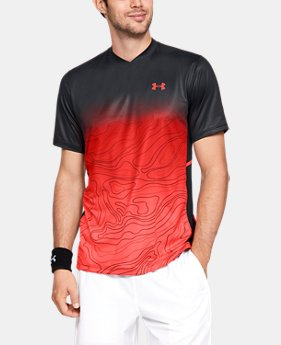 New Arrival  Men's UA Forge Short Sleeve  1 Color $80
