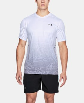 Men's UA Forge Short Sleeve  1 Color $69.99