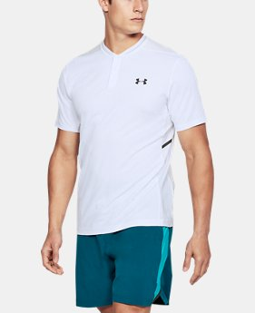 New Arrival Men's UA Forge Polo  1 Color $70