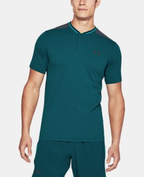 Men's UA Forge Polo  1  Color Available $70