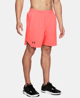 "New Arrival  Men's UA Forge 7"" Tennis Shorts  1 Color $75"