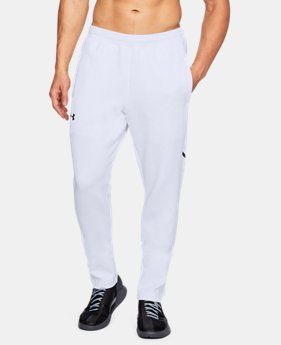 Men's UA Forge Warm Up Pants  1 Color $80