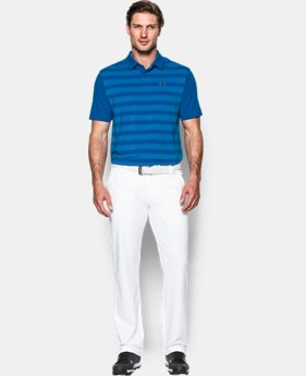 Men's UA Flagstick Stripe Polo  6 Colors $26.99 to $34.99