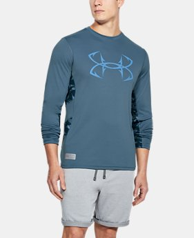 Men's UA Fish Hunter Tech Long Sleeve  2 Colors $40