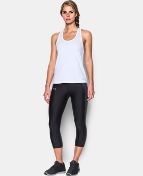 Women's UA Fly-By Classic Racerback  3 Colors $29.99