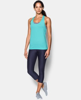 Women's UA Fly-By Classic Racerback  1 Color $17.99