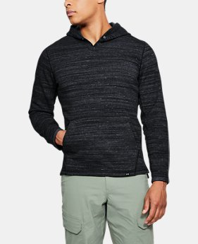 Men's UA Microthread Fleece Popover  1  Color Available $70
