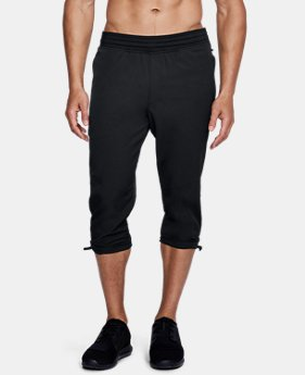 New Arrival Men's UA WG Woven Tapered ¾ Pants  1 Color $74.99