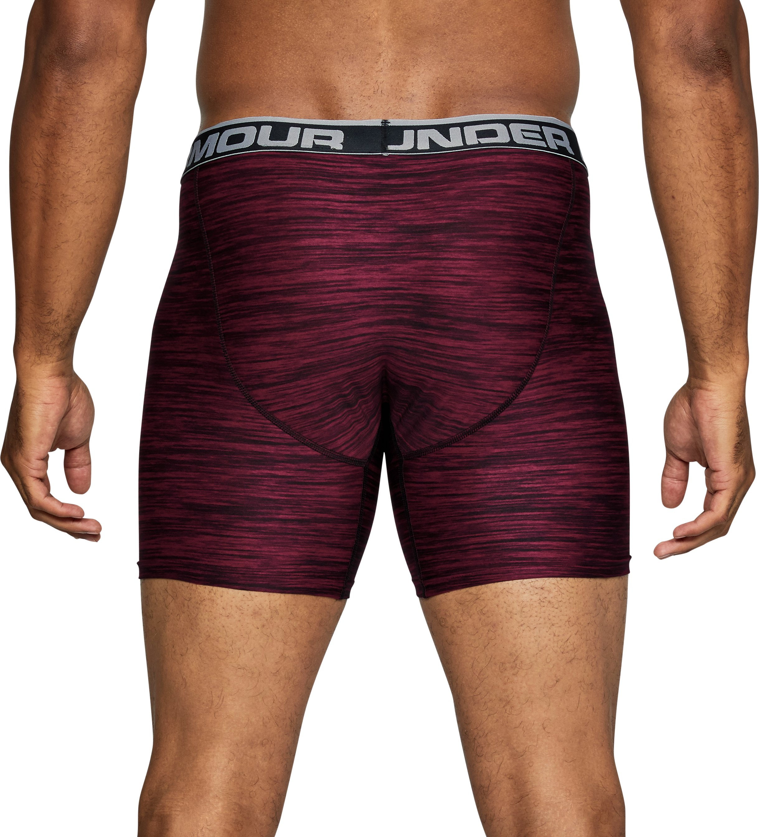Men's UA Original Series Twist Boxerjock®, BLACK CURRANT,