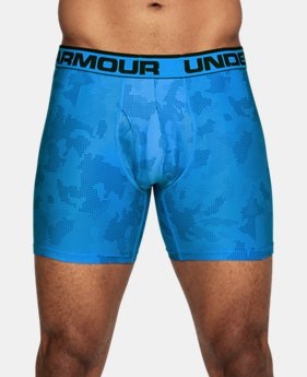 Men's UA Original Series Printed Boxerjock®  1 Color $25