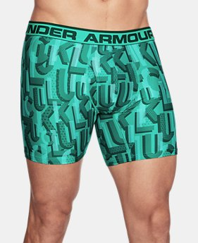 Men's UA Original Series Printed Boxerjock® 3 for $50 1  Color Available $25