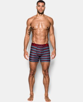 3 FOR $60 Men's UA Original Series Printed Boxerjock®  1 Color $29.99