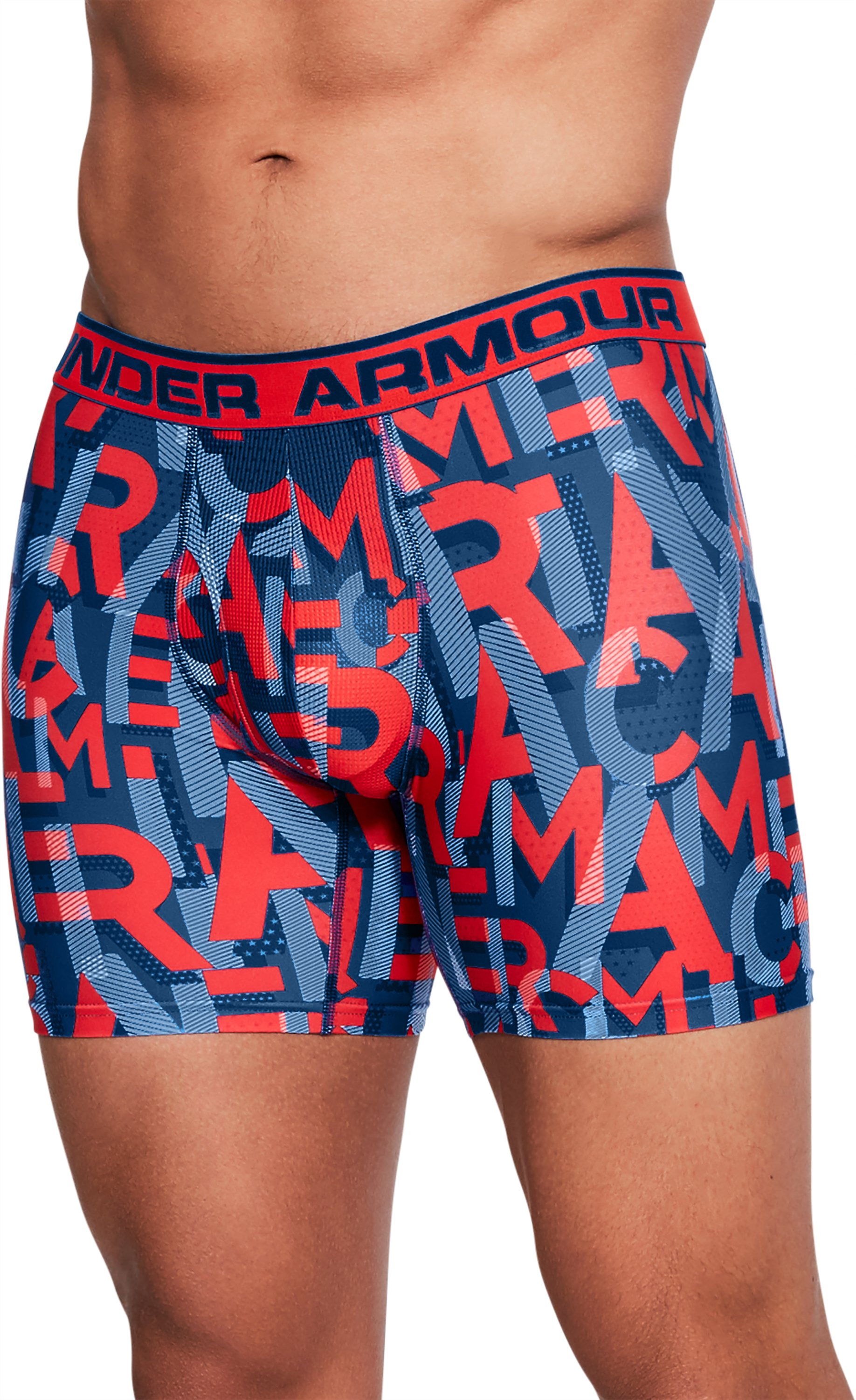 Men's UA Original Series Printed Boxerjock®, Evening