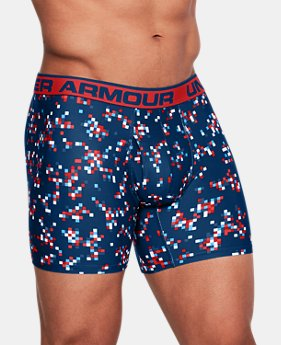Men's UA Original Series Printed Boxerjock® 3 for $50 3  Colors Available $25