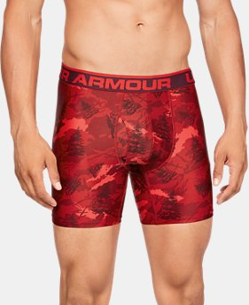 Best Seller Men's UA Original Series Printed Boxerjock® 3 for $50 1  Color Available $25