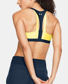 Women's UA Cutout Sportlette Bra  2  Colors Available $40