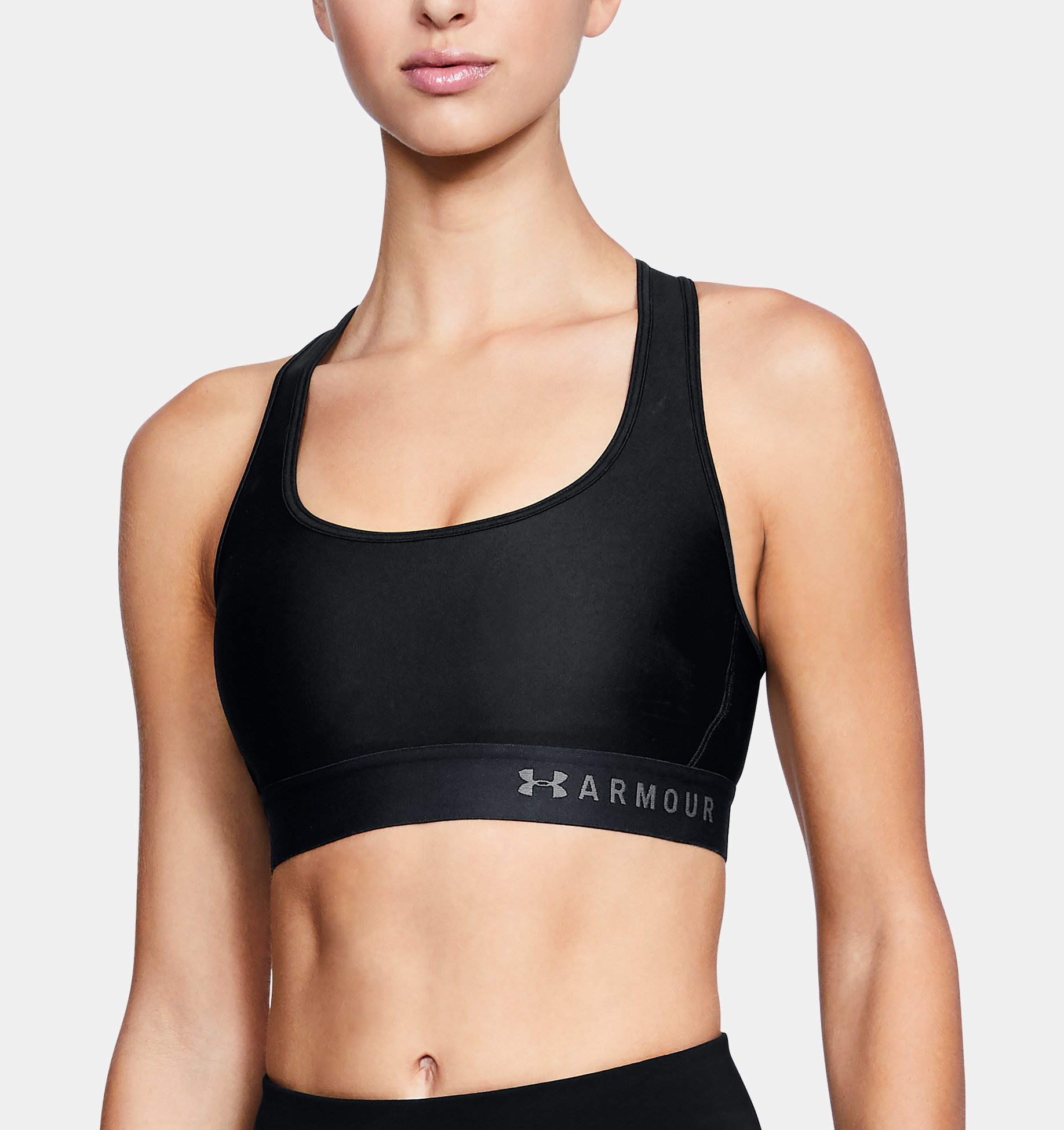 Women's Armour® Mid Crossback Sports Bra $12.59
