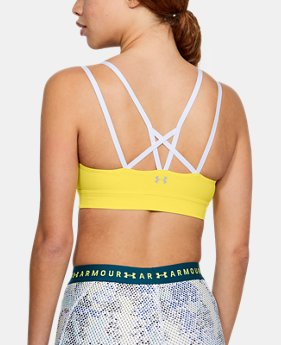 Women's UA Vanish Eclipse Low Sports Bra  1  Color Available $40
