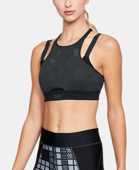 Women's UA Vanish Mid Vent Sports Bra  1  Color Available $52.99