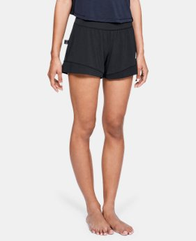Women's Athlete Recovery Sleepwear Boxer Shorts   $33.75