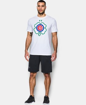 Men's Chicago Cubs St Patty's T-Shirt  1 Color $20.24