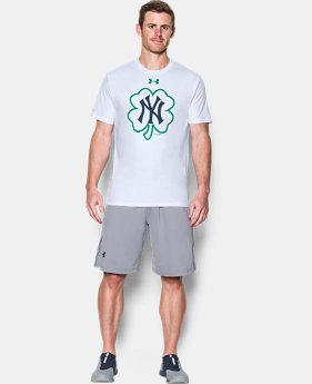 Men's New York Yankees St Patty T-Shirt  1 Color $20.24