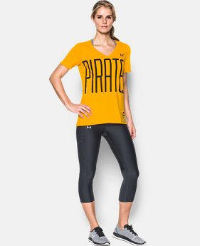 Women's Pittsburgh Pirates Offshore V-Neck  1 Color $34.99