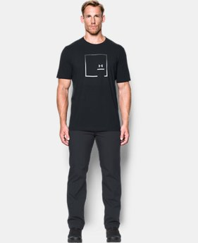 Men's UA Outdoor Box Logo T-Shirt  1 Color $24.99