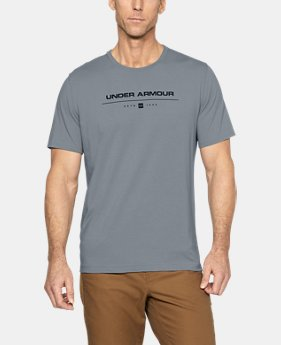 Men's Outdoor Stacked T-Shirt  2 Colors $24.99