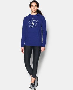 Women's  Los Angeles Dodgers Armour Fleece® Hoodie  1  Color Available $69.99
