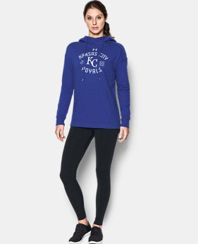 Women's  Kansas City Royals Armour Fleece® Hoodie  1  Color Available $69.99