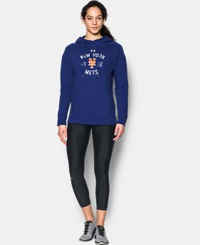 Women's  New York Mets Armour Fleece® Hoodie  1 Color $52.99