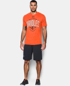 Men's Baltimore Orioles Tri-Blend T-Shirt  1  Color Available $26.24