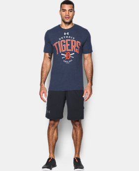 New Arrival  Men's Detroit Tigers Tri-Blend T-Shirt   $39.99
