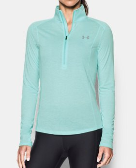 Womens blue outlet under armour us womens ua threadborne twist zip 2 colors available 2999 to 3749 gumiabroncs Gallery
