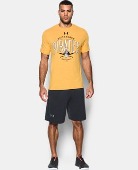 Best Seller Men's Pittsburgh Pirates Tri-Blend T-Shirt  1 Color $34.99