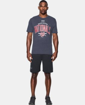 Men's Washington Nationals Tri-Blend T-Shirt   $24.99