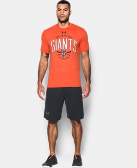 New to Outlet Men's San Francisco Giants Tri-Blend T-Shirt  1 Color $24.99