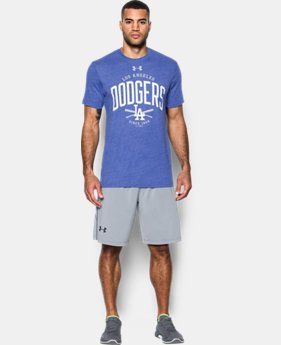 Men's Los Angeles Dodgers Tri-Blend T-Shirt   $34.99