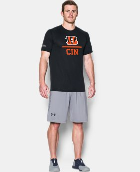 Best Seller Men's Combine Authentic Lockup T-Shirt  4 Colors $35