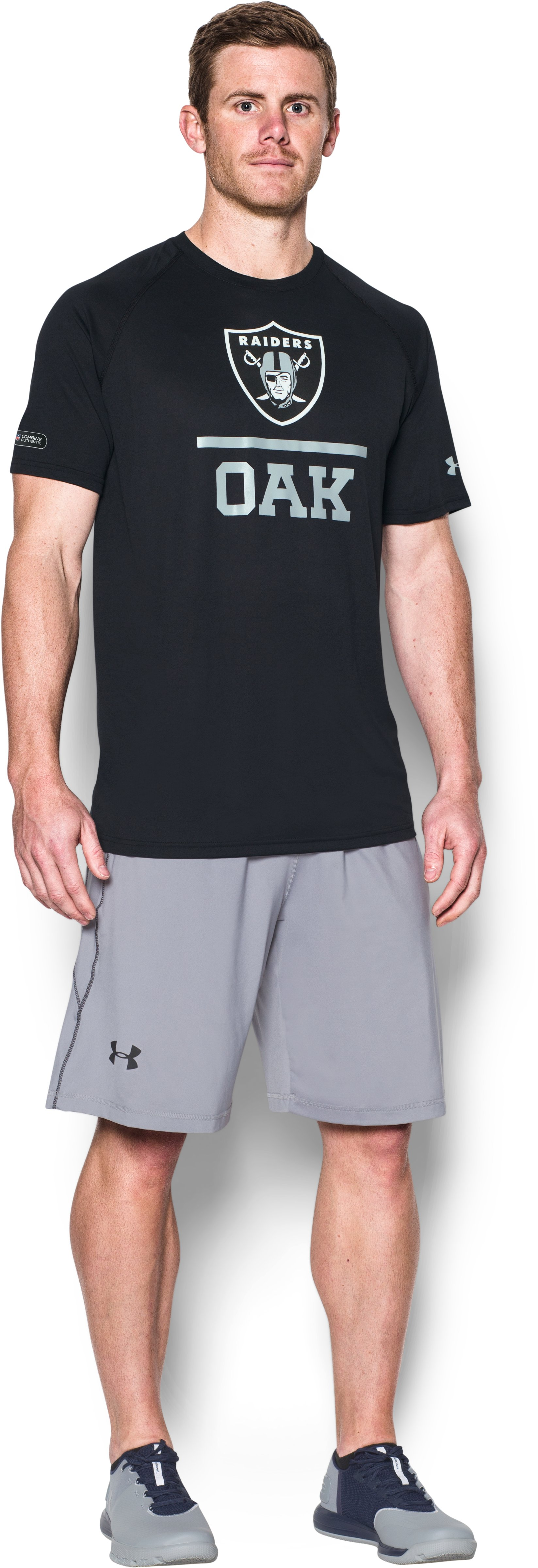 Men's Combine Authentic Lockup T-Shirt 25 Colors $26.24 - $26.99