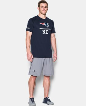 Best Seller Men's Combine Authentic Lockup T-Shirt  3 Colors $35
