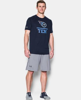 Best Seller Men's Combine Authentic Lockup T-Shirt  2 Colors $35
