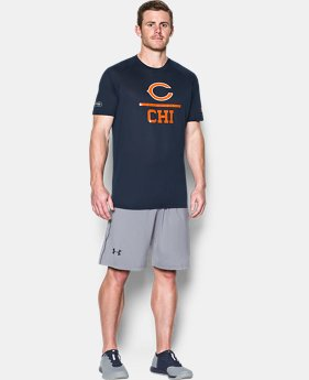 Men's Combine Authentic Lockup T-Shirt  1  Color Available $24.5