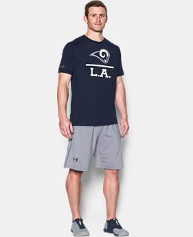 Men's Combine Authentic Lockup T-Shirt  27 Colors $35