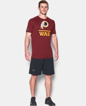 Men's Combine Authentic Lockup T-Shirt  1 Color $26.24