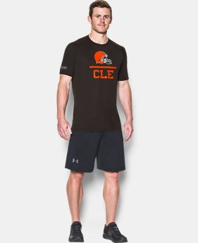 Men's Combine Authentic Lockup T-Shirt  1 Color $35