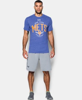 Men's New York Mets Tri-Blend T-Shirt  1 Color $34.99