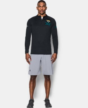 Men's NFL Combine Authentic UA Tech™ ¼ Zip  3 Colors $60